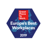 Great Place to Work - Europa 2019 - Beste Arbeitsbereiche
